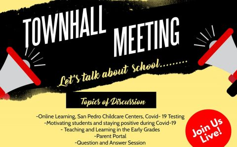 Townhall Meeting September 22nd @ 5:00 PM