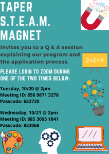 Taper STEAM Magnet Q&A