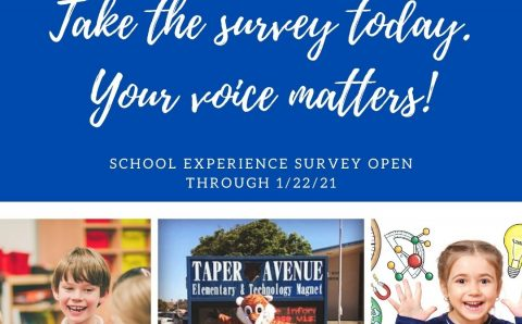 Parent School Experience Survey