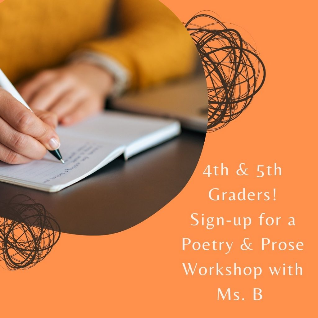 Poetry and Prose Workshop