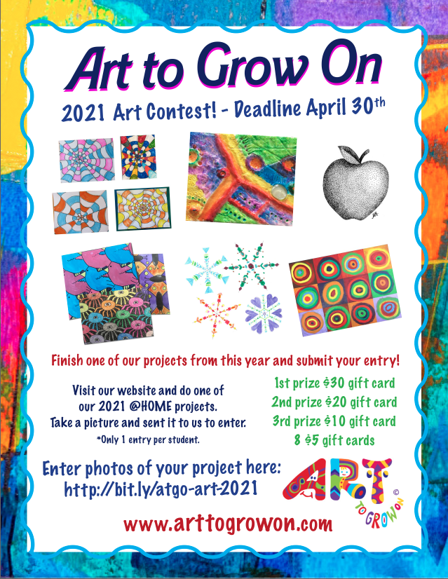 Art To Grow On Contest